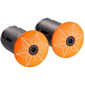 Supacaz Super Sticky Kush TruNeon Handlebar Tape, neon orange